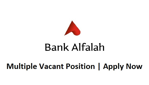 Jobs In Bank Alfalah Limited