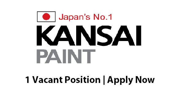 Kansai Paints Pakistan Administration Officer Lahore jobs