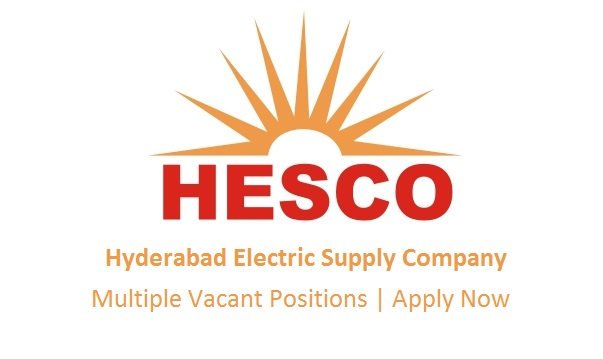 Hyderabad Electric Supply Company Jobs Hesco