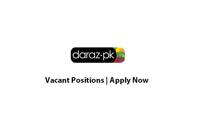 Daraz pk Jobs KAM Key Account Manager