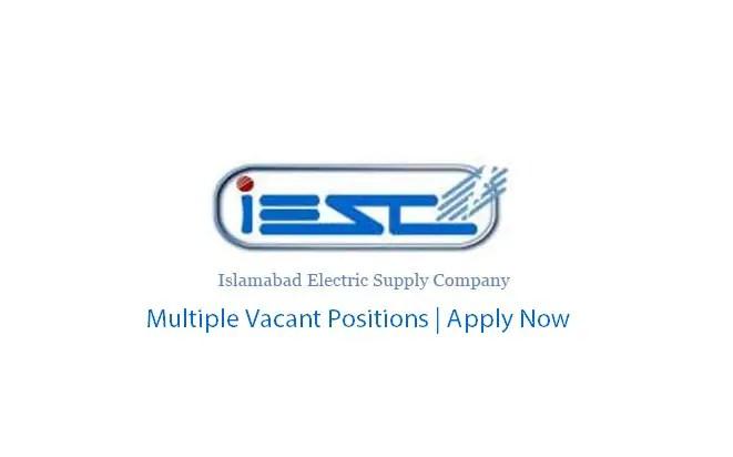 Islamabad Electric Supply Company IESCO Jobs 2017