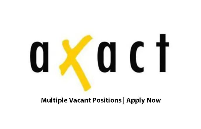 Axact Jobs Aug 2017
