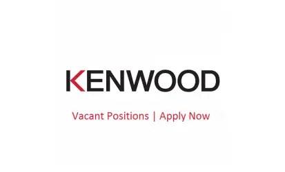 Kenwood Pakistan Jobs Deputy Brand Manager