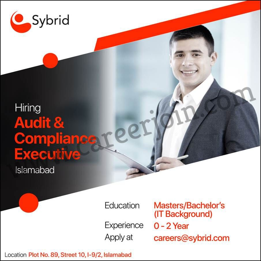 Jobs in Sybrid Private Limited