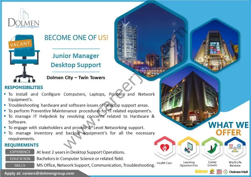 Dolmen Group Jobs September 2021 01