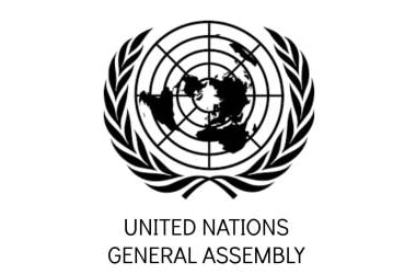 UNGA's resolution for negotiations on new treaty outlawing