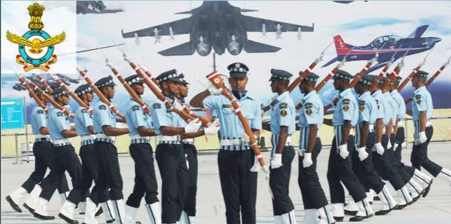 Indian Air Force salary per month