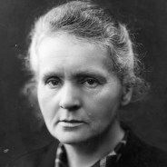 Lessons from Marie Curie
