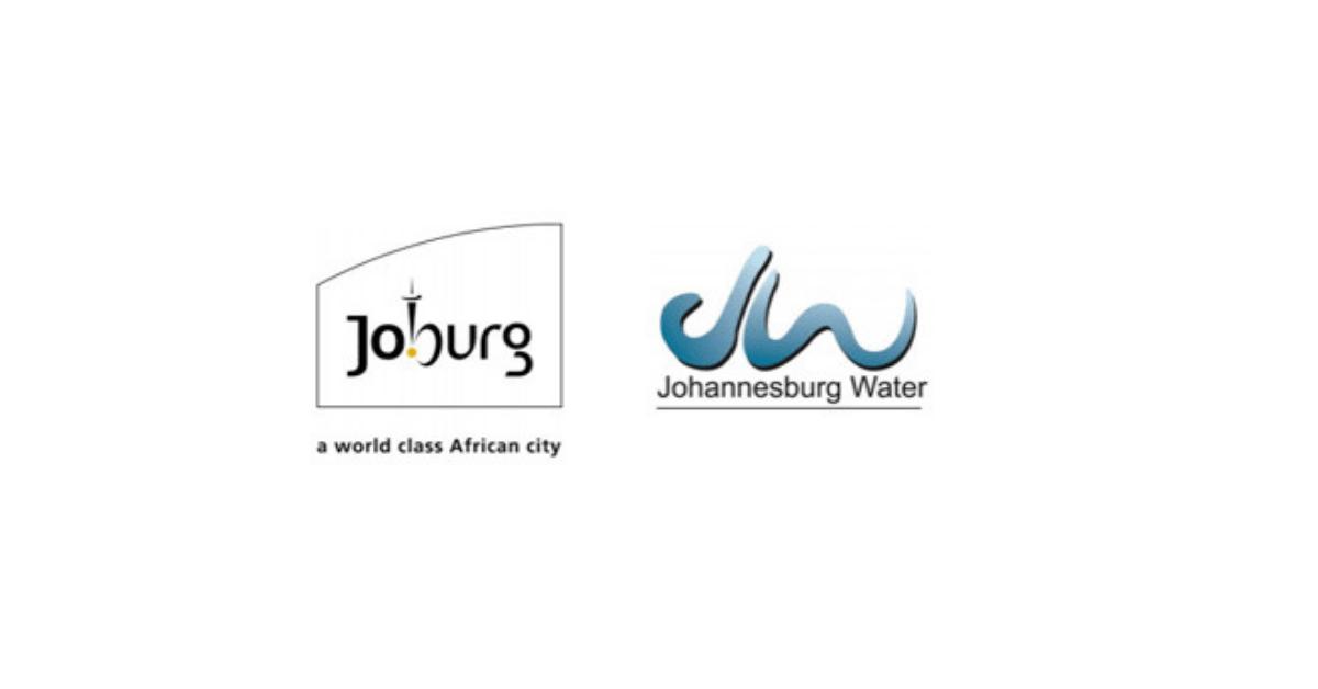 Johannesburg Water Internship Programme 2018/2019