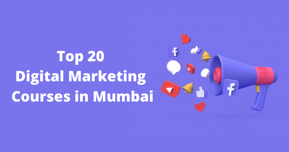 Read reviews & compare projects by leading digital marketing companies. Top 20 Digital Marketing Courses in Mumbai - Review 2021