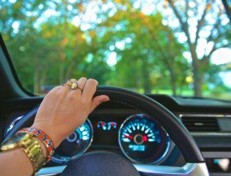 Droombaanreis: Mijn hart achter het stuur