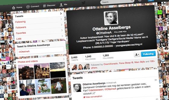 Otteline Asselbergs (OttelineA) on Twitter Careerwise Solliciteren en Twitter 7 tips
