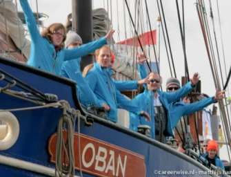Race of the Classics for Young Professionals van start