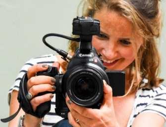 Workshop Professioneel Vloggen: voor je werk en voor je plezier