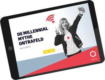 Millennials lui en arrogant? Niet dus, dit voeg jij toe!