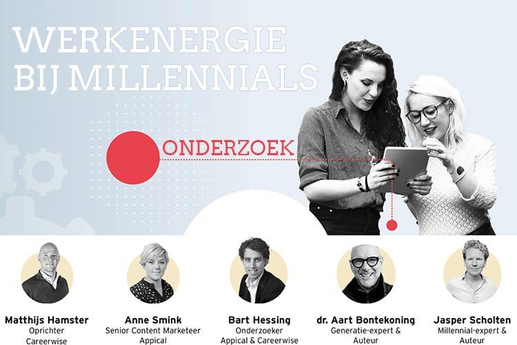 Afbeeldingsresultaat voor millennials careerwise