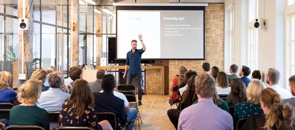 Workshop Discover Your Purpose - Alexander den Heijer - Purposologist