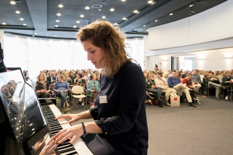 Intuitief piano The Joyful Job Journey - Meer inzicht in jezelf Careerwise training millennials Marlou van der Heijden