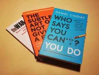 3 Engelstalige boeken die mijn leven hebben veranderd