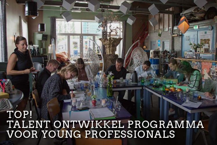 TOP Talentontwikkel programma voor young professionals