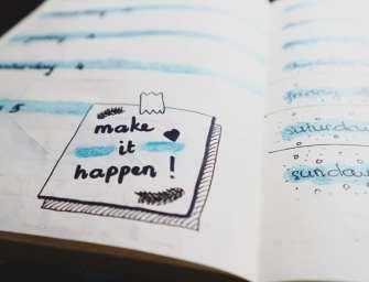 4 tips voor meer productiviteit