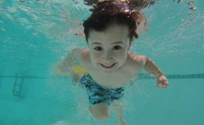 Benefits of swimming for kids