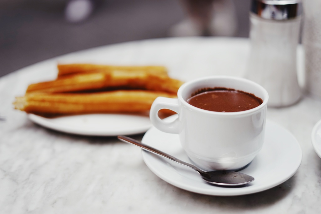 chocolate con churros madrid
