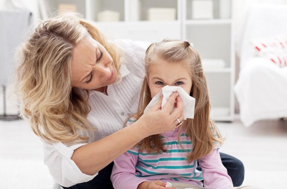 Gripe en niños: cómo proteger a nuestros hijos