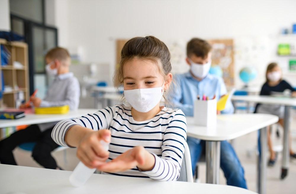 USO DE LA MASCARILLA POR LOS NIÑOS durante la pandemia