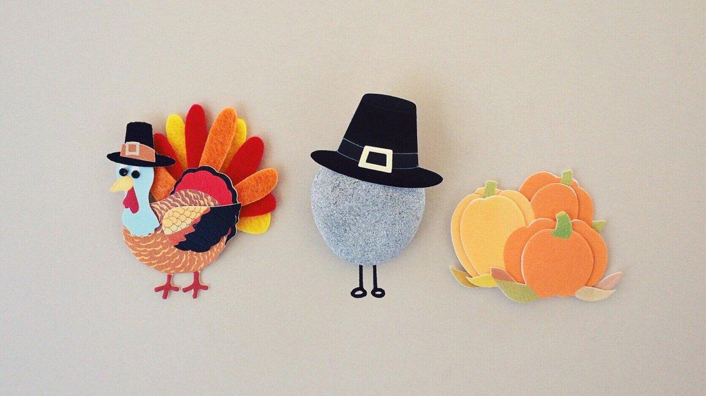 Manualidades de Thanksgiving Day para niños 2020