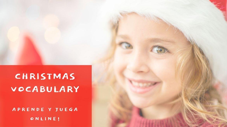 Recursos educativos | Vocabulario de Navidad en inglés