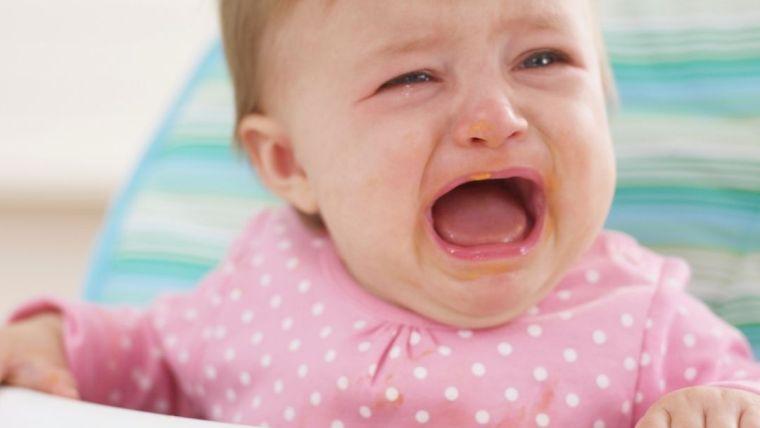 MI BEBE llora mucho… ¿Qué debo hacer?