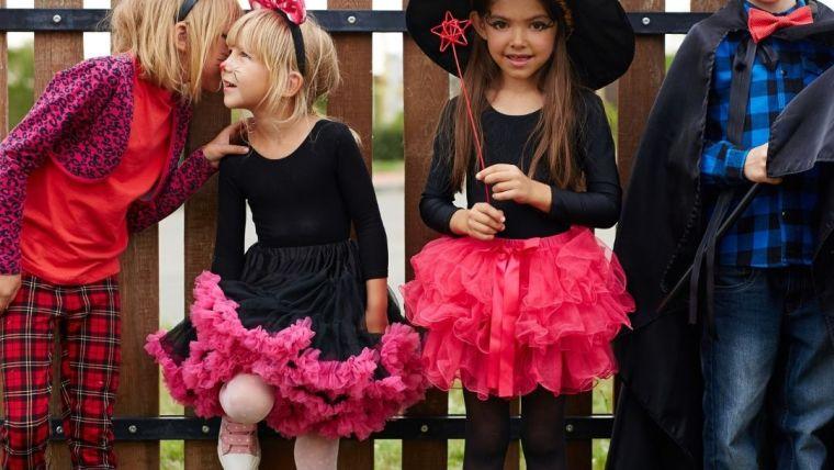 El mejor disfraz de Halloween para niños