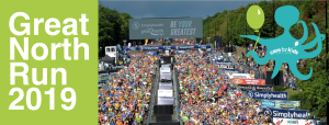 Great North Run 2019
