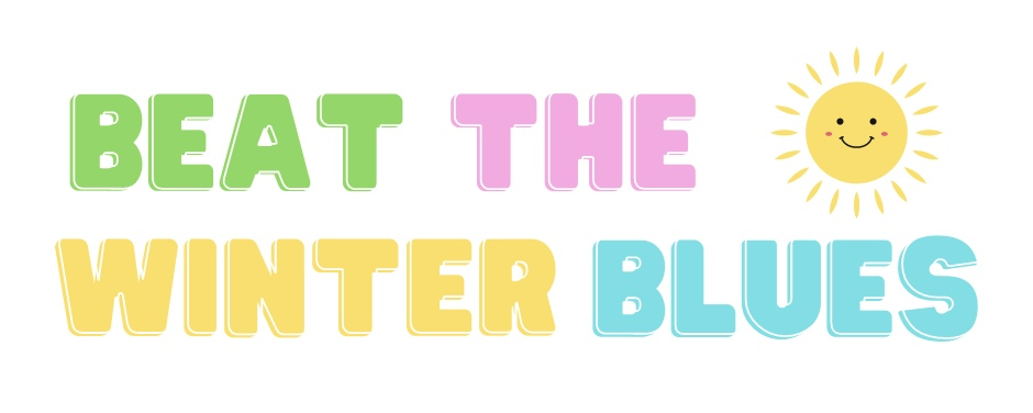 Beat the winter blues logo