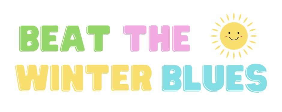 Beat the winter blues logo