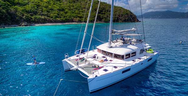Carefree Yacht Charters Caribbean Bvi Yacht Charters