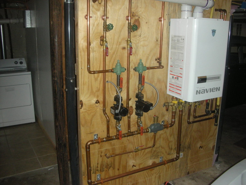 Heating And Cooling Installation