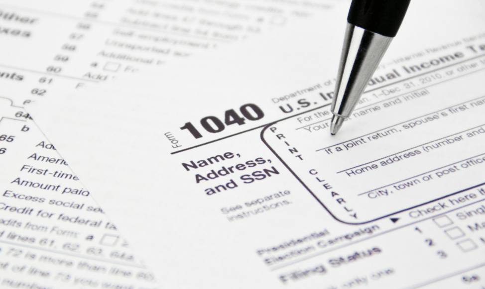 5 Steps to Take Today if You Missed the Income Tax