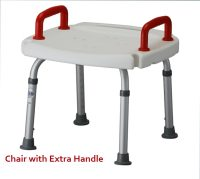 Shower Seat by Nova #9120 - Height Adjustable