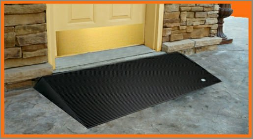 Threshold Ramps for Doorway Hazards  CaregiverAidcom