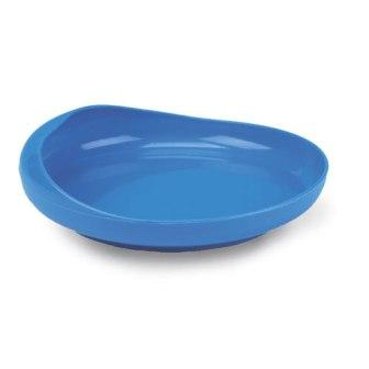 kitchen splash guard majestic cabinets blue scooper plate :: economy with raised sides