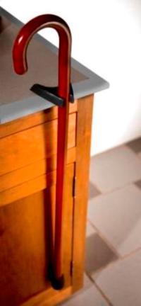 Cane Stay Cane holder :: walking cane holder