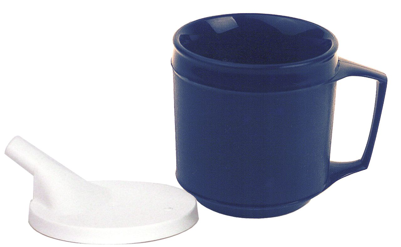 Weighted Insulated Cups  mug with handle for Parkinsons