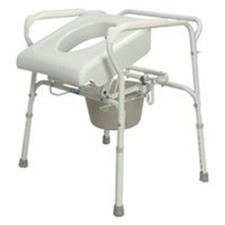 Using bedside commodes after stroke  Stroke Aids