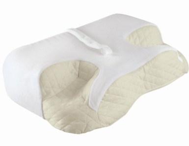 Contour CPAP Pillow Velour Cover  custom pillow cover