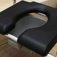 Swivel Shower Chair High Chairs For Sale Padded Seat Raised Toilet Frame : Bathroom Aid With Multiple Functions