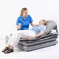 Inflatable Lifting Chair T4 Spa Manual Mangar Camel Emergency : Cushion