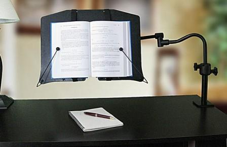 LEVO Desk Bookholder  deluxe book stand