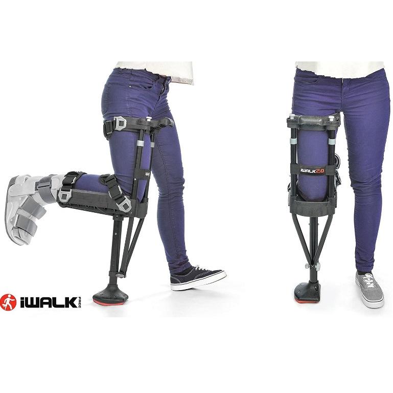 iWALK20 Crutch Alternative hands free mobility aid